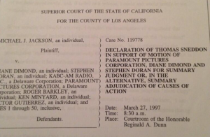Initial lawsuit did include Dimond