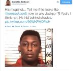 UPDATE - 4/25/2014 Geppeto Jackson ARRESTED